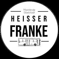 Logo_heisser Franke_rund_weiß